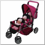 Cheap Baby Doll Double Stroller