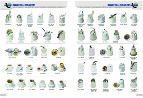 Different Types Of Lamp Sockets