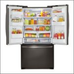 French Door Refrigerator With Dual Ice Makers