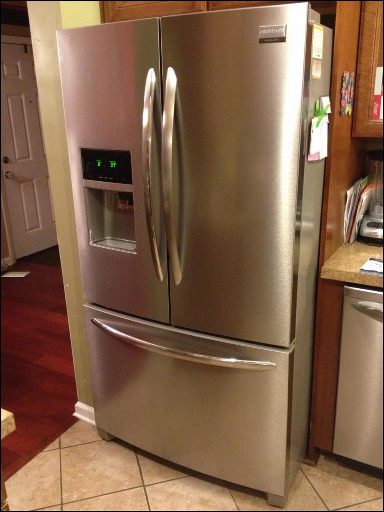 Frigidaire Gallery Smudge Proof Stainless Steel Refrigerator