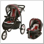 Graco Click Connect Jogging Stroller How To Close