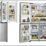 How Tall Is A French Door Refrigerator