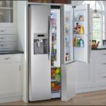 Kenmore Elite Counter Depth Refrigerator Stainless