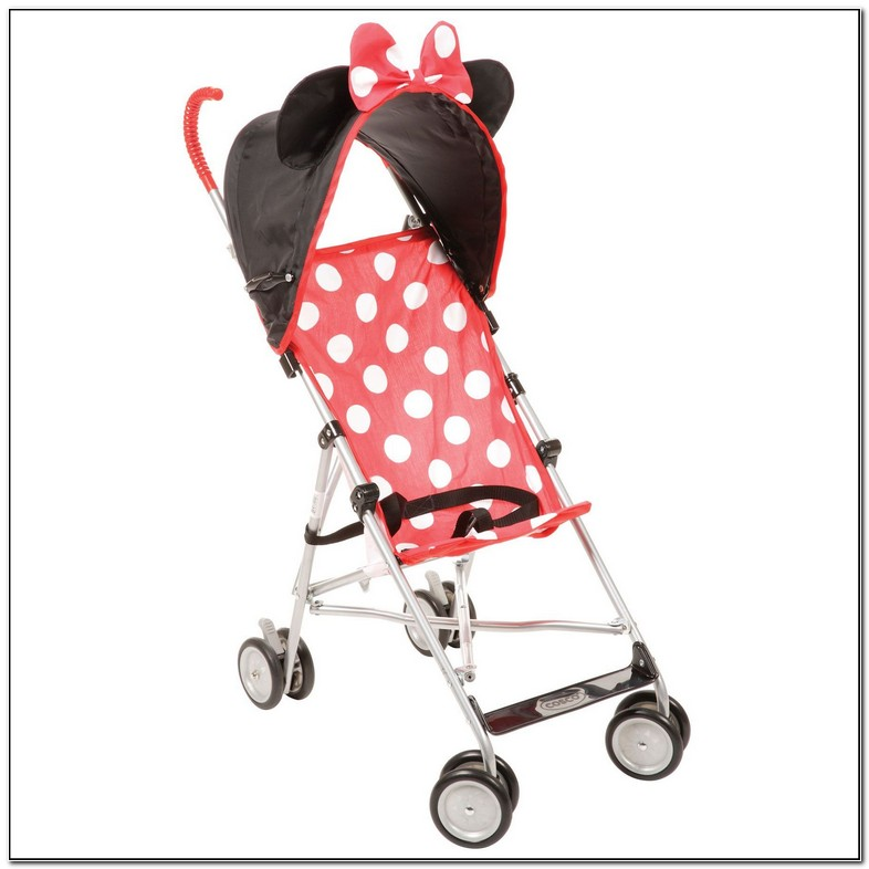 Minnie Mouse Umbrella Stroller Target
