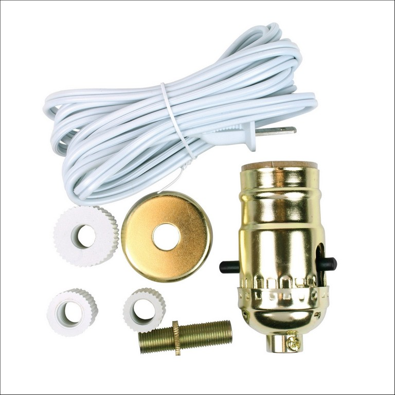 Parts Of A Lamp Kit