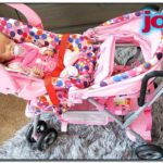 Reborn Baby Doll Stroller And Carseat