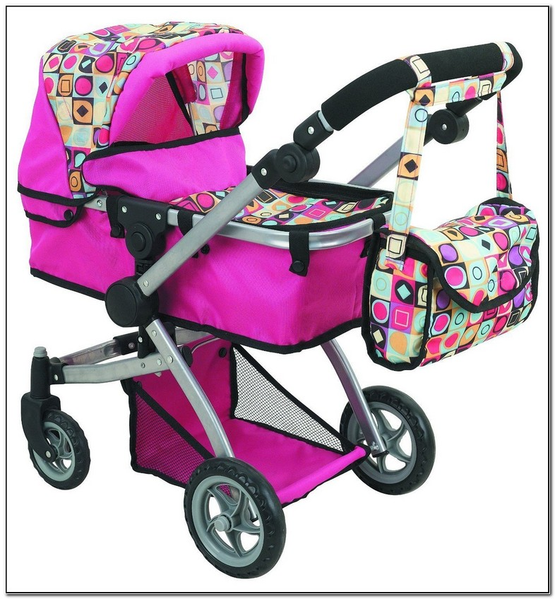 Sam's Baby Doll Double Stroller