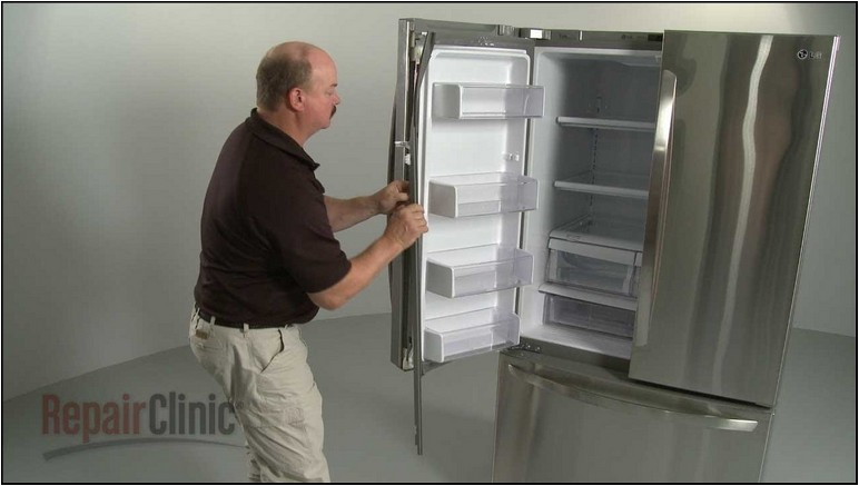 Samsung French Door Refrigerator Flap Problems