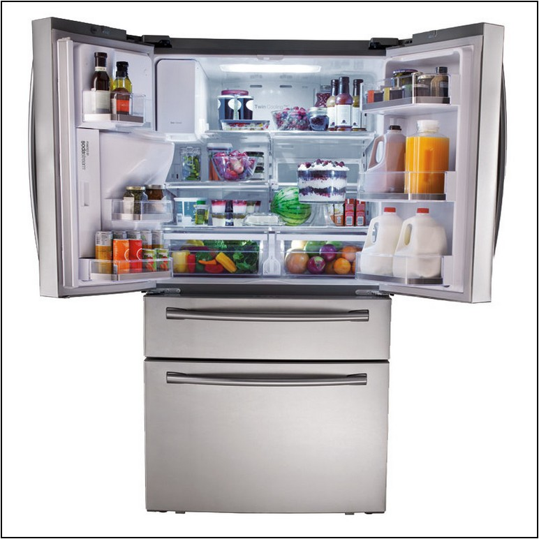 Samsung Refrigerator With Sodastream Manual