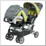 Sit And Stand Double Stroller Walmart