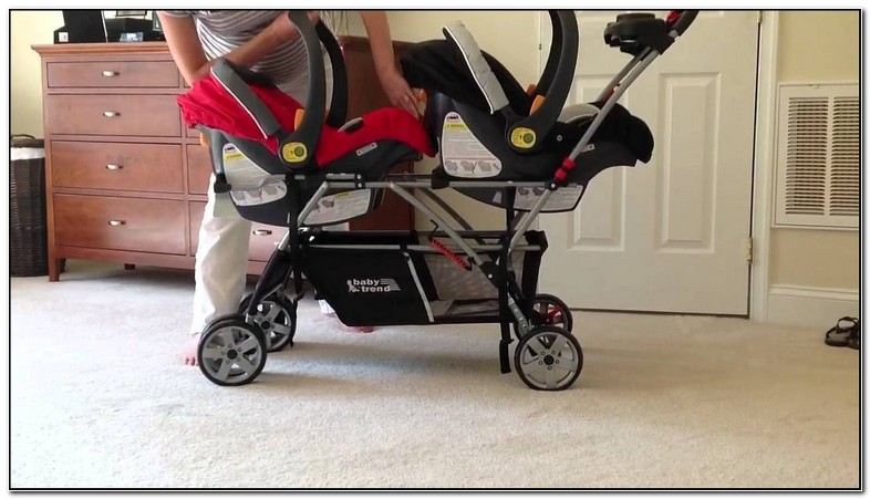 Snap And Go Double Stroller Compatible Car Seats