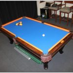Billiard Table Felt Colors