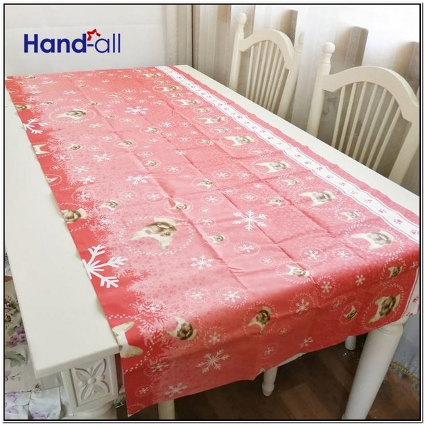 Disposable Fitted Tablecloths