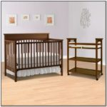 Graco Crib And Changing Table Set