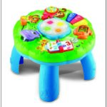 Leapfrog Activity Table Animal Adventure