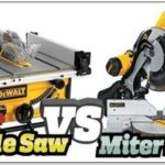 Miter Saw Vs Table Saw Sled