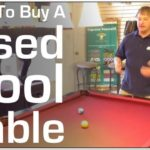 Slate Pool Tables For Sale Used