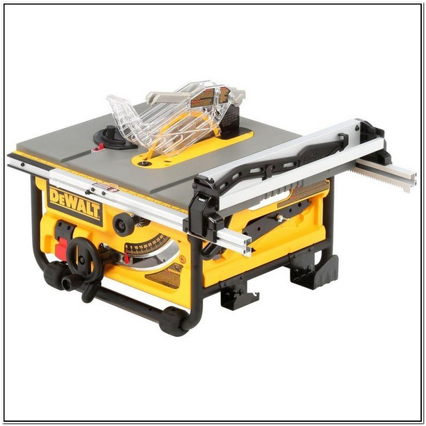 Table Saw Dewalt