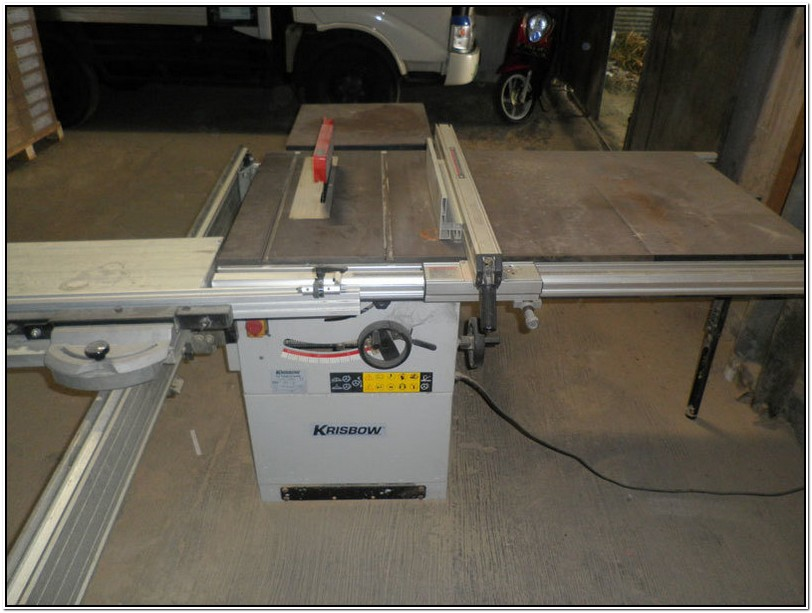 Table Saw Krisbow