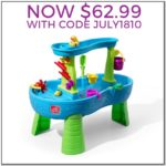Target Water Table In Store