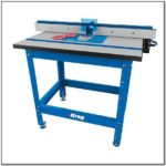Wood Router Table Home Depot