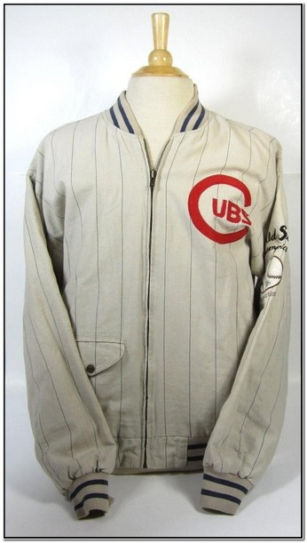 1907 Cubs World Series Jacket