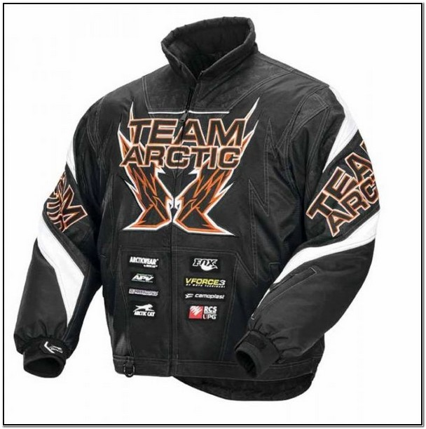 Arctic Cat Jacket Patches