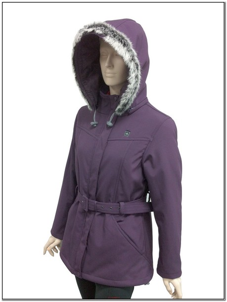 Battery Operated Womens Heated Jacket