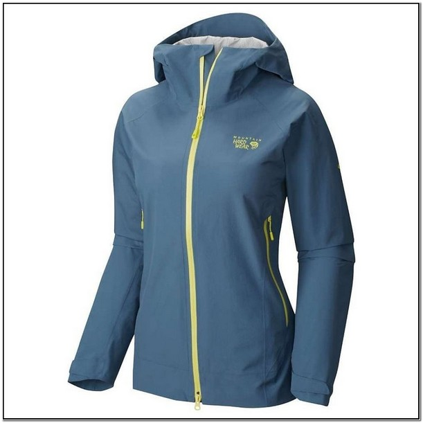 Best Rain Jacket For Hiking Womens