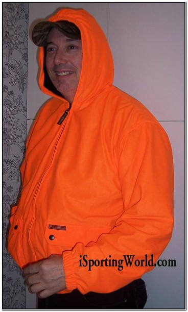 Blaze Orange Hunting Jacket Canada