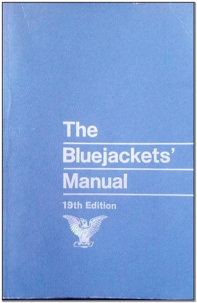 Blue Jackets Manual 19th Edition