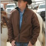 Brown Cinch Jacket