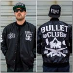 Bullet Club Retro Style Jacket