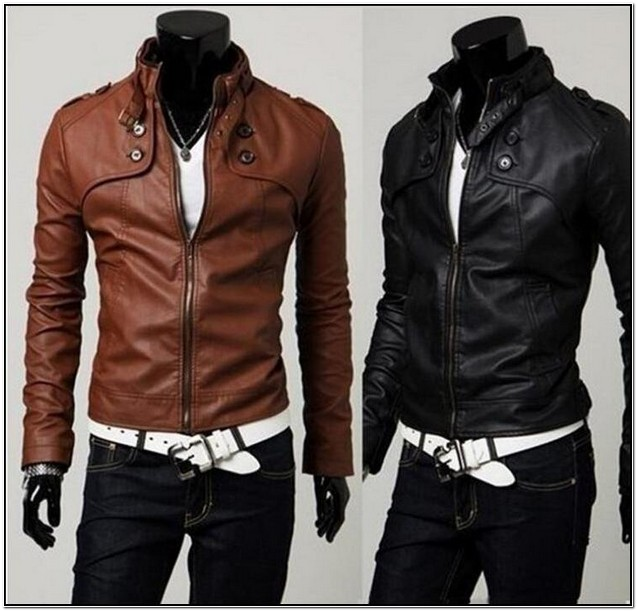 Cheap Leather Jackets For Mens