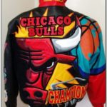 Chicago Bulls Jeff Hamilton Jacket