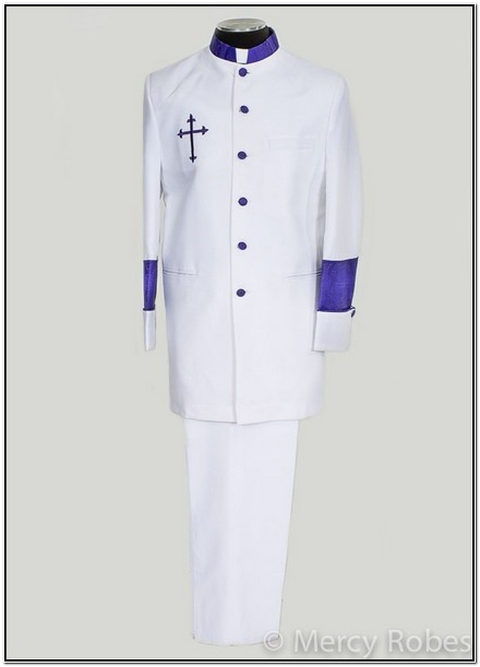 Clergy Jacket And Pants