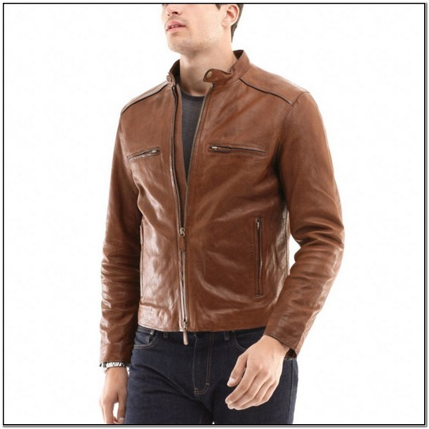 Coach Leather Jacket Mens Review