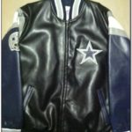 Dallas Cowboys Faux Leather Jacket
