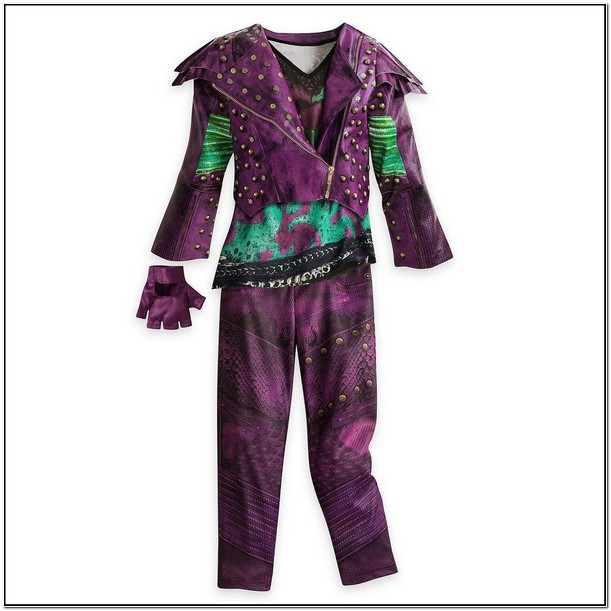 Descendants Mal Jacket Disney Store