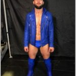 Finn Balor Jacket Red