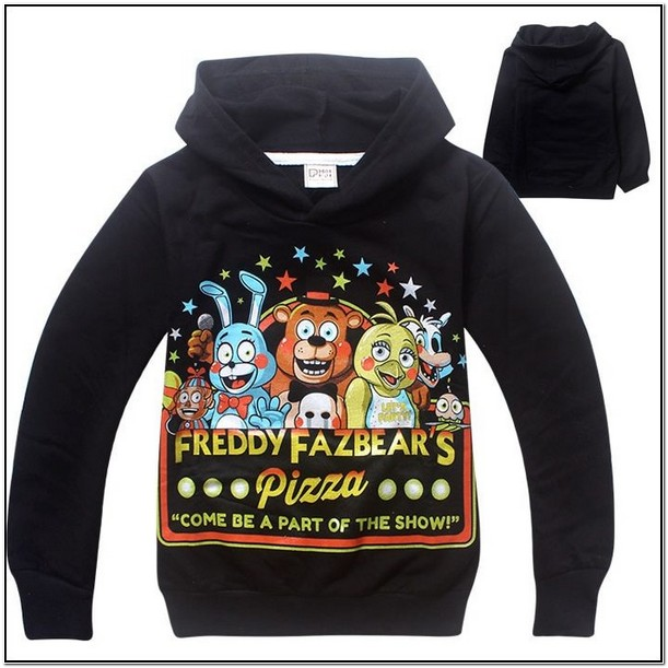 Five Nights At Freddys Jacket