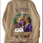 Green Omega Psi Phi Jacket