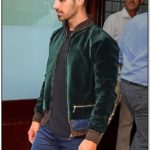 Green Velvet Bomber Jacket Mens
