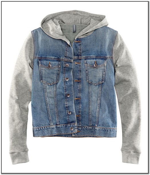 H And M Mens Jean Jackets