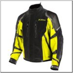 High Visibility Motorcycle Jackets With Armor