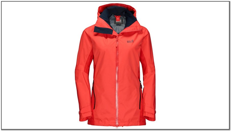 Hooded Waterproof Jacket Name