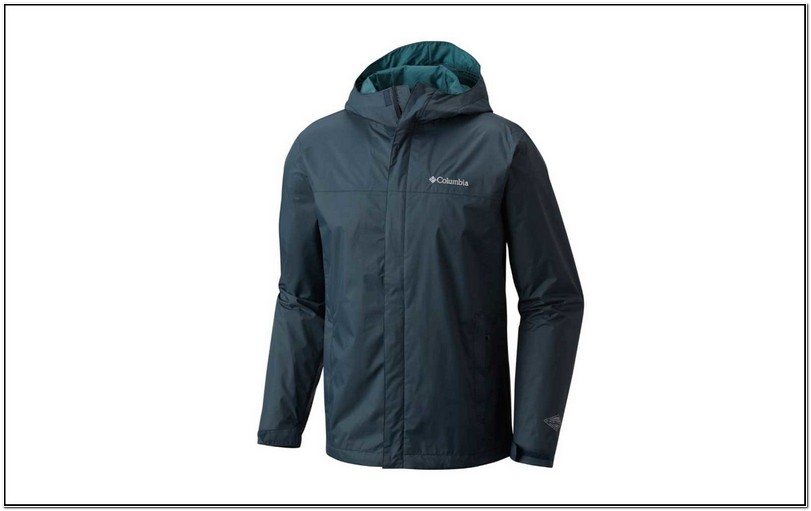 Lightweight Packable Rain Jacket Womens