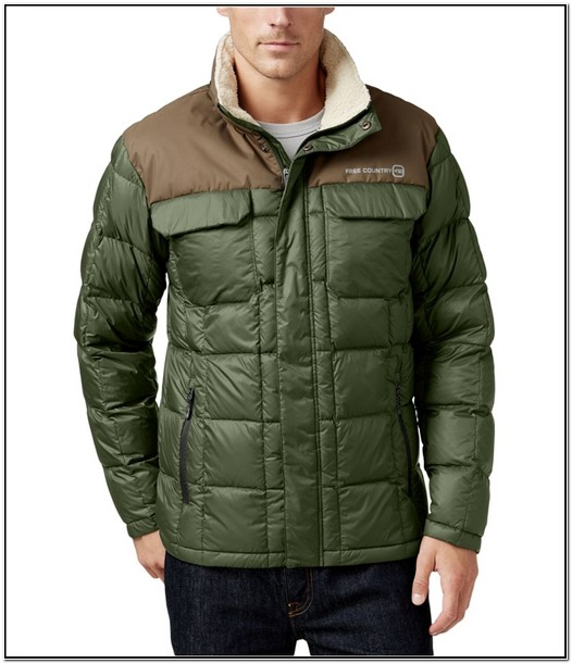 Mens Puffer Jacket With Hood Ebay