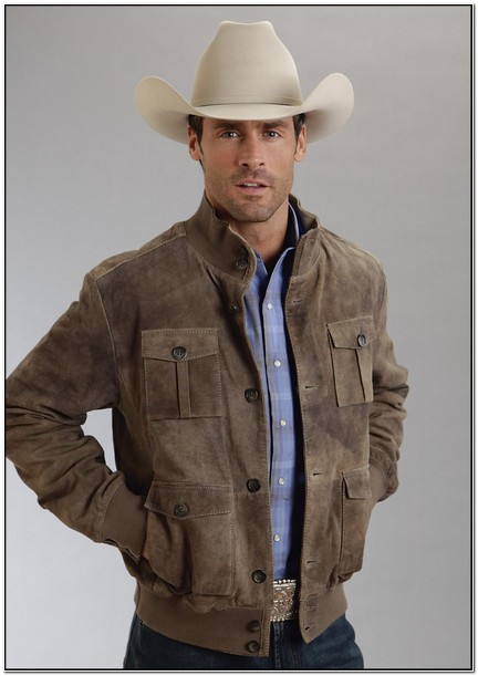 Mens Western Jackets