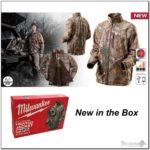 Milwaukee Camo Heated Jacket Australia